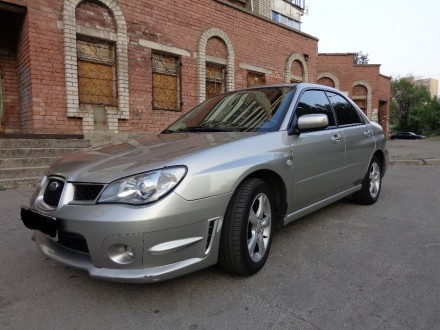 Subaru Impreza 2,0 160л.с.. Запорожье. фото 1