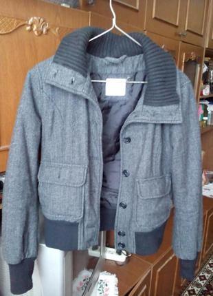 Короткое пальто -куртка. Киев. фото 1