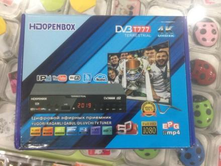 Тюнер ресивер Т2 DVB HD Openbox T777. Одесса. фото 1