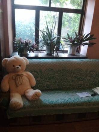 Игрушка мягкая мишка и диван с 2 мя креслами. Луганск. фото 1