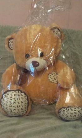 Мягкая игрушка медведь 60 см новый. Луганск. фото 1