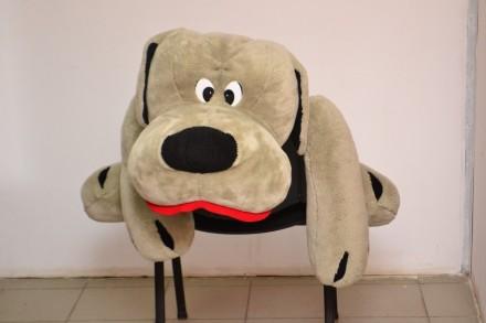 Мягкая игрушка собака. Луганск. фото 1