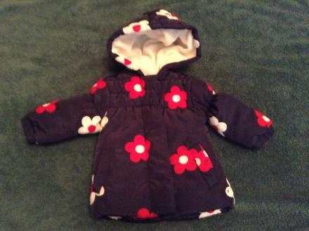 Набор: тёплая курточка+реглан, 3-6 мес. Киев. фото 1