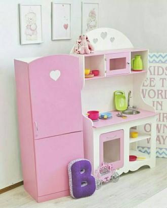 Детская кухня с холодильником. Кухня.. Киев. фото 1