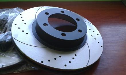 Тормозные диски для Subaru Forester. Киев. фото 1