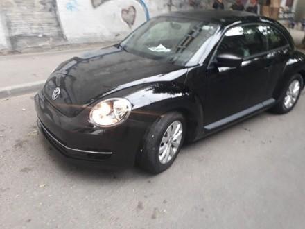 Volkswagen Beetle 2014 1.8. Одесса. фото 1