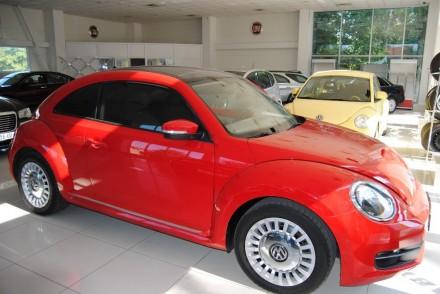 Volkswagen Beetle. Луганск. фото 1