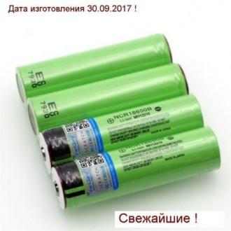 Аккумулятор Li-Ion VariCore Panasonic NCR 18650B 3400 mAh оригинал  Свежайшие . Одесса, Одесская область. фото 4