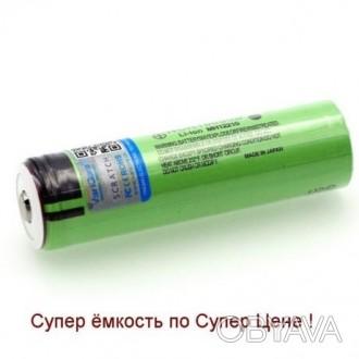 Аккумулятор Li-Ion VariCore Panasonic NCR 18650B 3400 mAh оригинал  Свежайшие . Одесса, Одесская область. фото 1