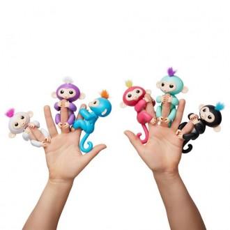 Интерактивная Обезьянка Fingerlings. Светловодск. фото 1