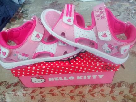 Босоножки Hello Kitty. Херсон. фото 1