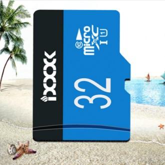 Карта памяти флэшка Micro SD Flash Card 32 Gb Class 10. Одесса. фото 1