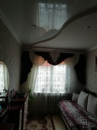 Хороша 2-кімнатна квартира перепланована на 3 кімнати.Район Відродження, біля Та. Видродження, Луцк, Волынская область. фото 13