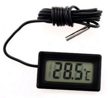 Датчик температуры термометр с LCD экраном цифровой  Благодаря этому прибору В. Одесса, Одесская область. фото 2