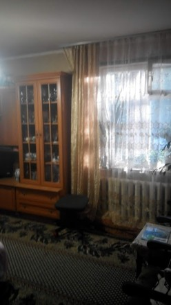 Предлагается к продаже 3-х комнатная квартира на 1-м этаже 5-ти этажного панельн. Район Д, Черкассы, Черкасская область. фото 3