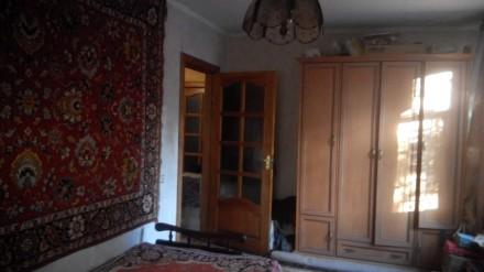 Предлагается к продаже 3-х комнатная квартира на 1-м этаже 5-ти этажного панельн. Район Д, Черкассы, Черкасская область. фото 8