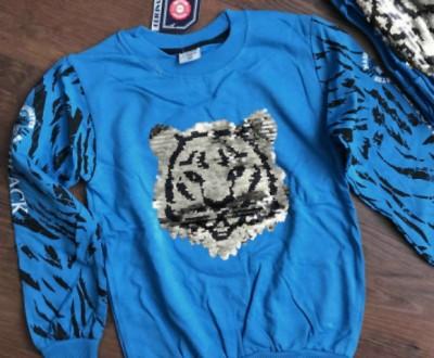 Детские   футболки  с пайетками.. Лисичанск. фото 1