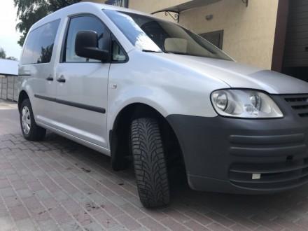 Volkswagen Caddy. Ставище. фото 1