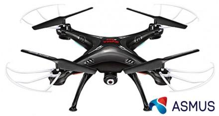 НОВЫЙ Квадрокоптер|Модель:X5SW-1|+ WiFi HD Камера. Днепр. фото 1