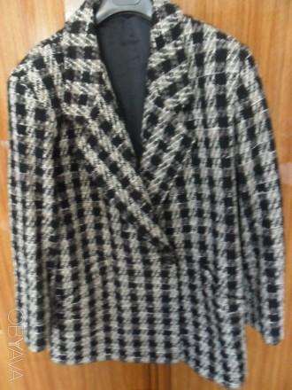 пиджак женский шерстяной. Ирпень. фото 1