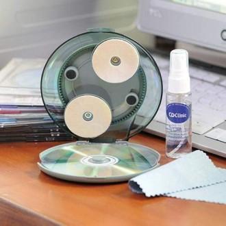 Набop для очистки и полировки любых CD и DVD дисков.. Николаев. фото 1