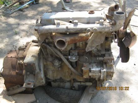 Оригинальные Б/У запчасти двигателя Балканкар Perkins 236 Д 3900 2500 Zetor 5201. Днепр. фото 1