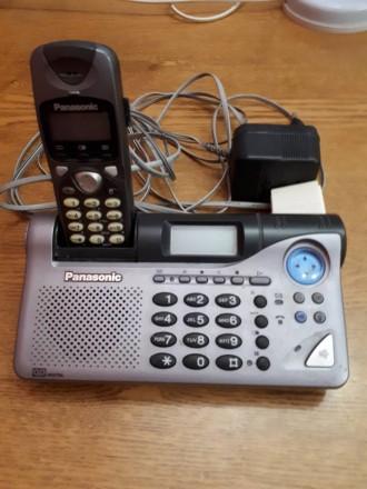 Продам радиотелефон Panasonic цифровой. Киев. фото 1