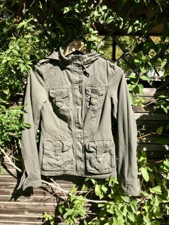 Курточка пиджак ветровка New Look. Днепр. фото 1