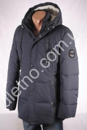 Мужские зимние куртки оптом от 495 грн. Одесса. фото 1