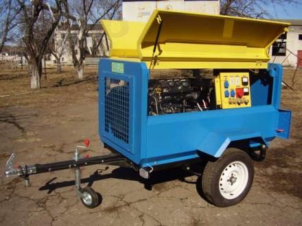 Агрегат сварочный АДД 4002 М2. Полтава. фото 1