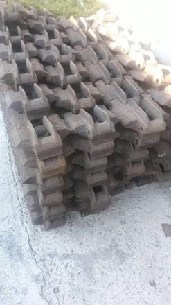 трак трактора т-70(узкий). Мелитополь. фото 1