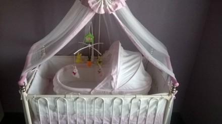 Продаємо нашу зручну кроватку. Каховка. фото 1