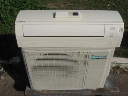 Продам кондиционер Daikin FTXS35G2V1B/RXS35G2V1B inverter б/у до 35 м². Киев. фото 1