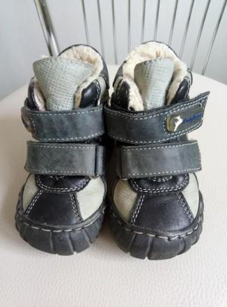 Ботинки Antylopa 19р. 12,5 см. Сумы. фото 1