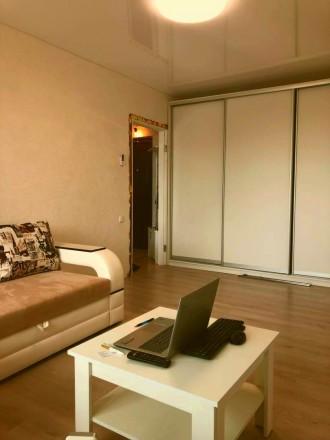 Однокомнатная квартира на по улице Савчука 5 с ремонтом — заходи и живи. Чернигов. фото 1