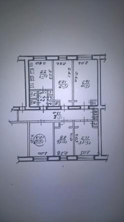 Продам комнату в коммун.кв. по ул. Шекспира 24, 7 мин. от метро 23 Августа. Харьков. фото 1