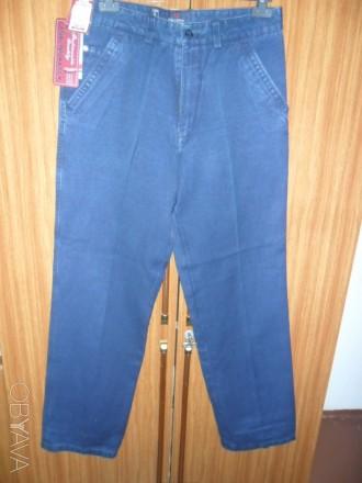 джинси темно-синии р 48. Ирпень. фото 1