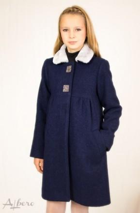 Пальто для дівчинки. Полтава. фото 1