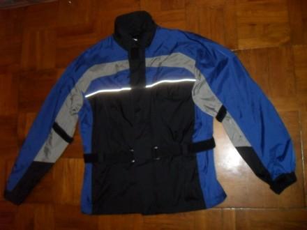 Мото-куртка дождевик CRANE ( Road Division ) , размер M-L ( 50-52 ). Киев. фото 1