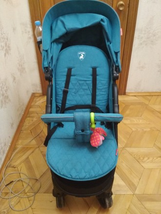 Продам коляску Carrello quattro. Киев. фото 1