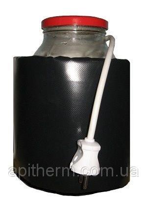 Декристаллизатор, для разогрева мёда в банке 3 л. Безопасный нагрев до +40°С. ТМ. Павлоград, Днепропетровская область. фото 2