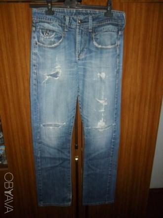 джинсы ZARA. Ирпень. фото 1