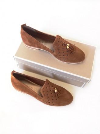 Мягкие замшевые туфли . Оригинал из США.. Чернигов. фото 1