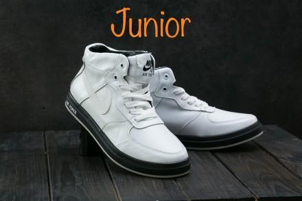 Подростковые зимние кроссовки Nike. Днепр. фото 1