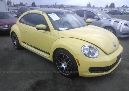 2014 VW Beetle США. Киев. фото 1