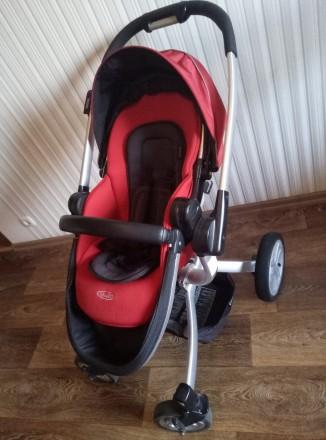 Продам детскую коляску Graco simbio 2in1 в идеальном состоянии.. Белая Церковь. фото 1