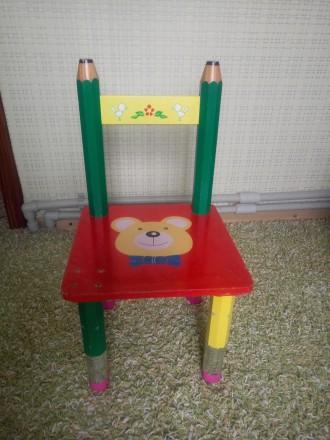 стул детский. Киев. фото 1