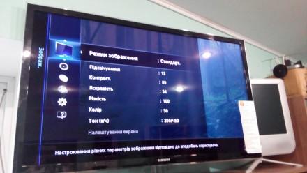 Телевизор SAMSUNG UE46D5700, б/у из Германии с гарантией. Чернигов. фото 1