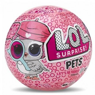 LOL Surprise Pets питомцы Лол 4-я серия Глаз шпиона. Луцк. фото 1