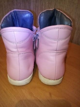 Продам ботиночки для девочки в хорошем состоянии. Чернигов, Черниговская область. фото 3